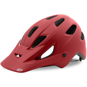 Giro Chronicle MIPS Sykkelhjelmer matte dark red